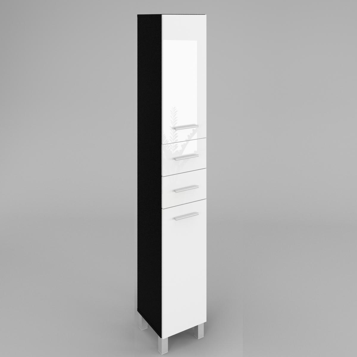 badezimmer hochschrank sw13 labi m bellabi m bel. Black Bedroom Furniture Sets. Home Design Ideas