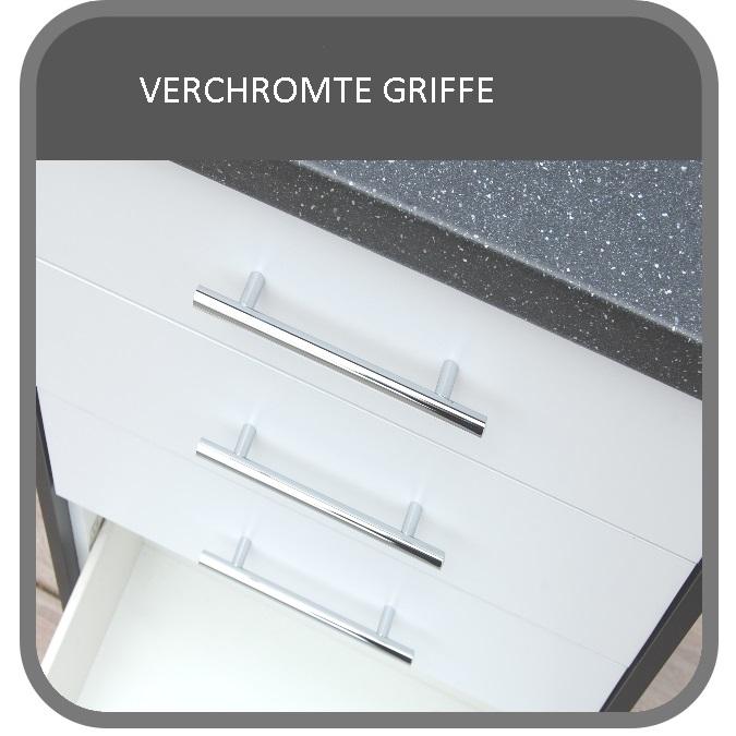 Küchenunterschrank mit Schubladen 3/1 - Labi MöbelLabi Möbel