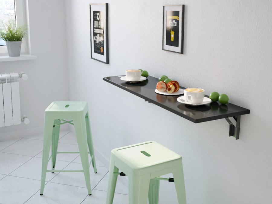 Wandklapptisch design  Wandklapptisch Nico Klapptisch Weiß Hochglanz - Labi MöbelLabi Möbel